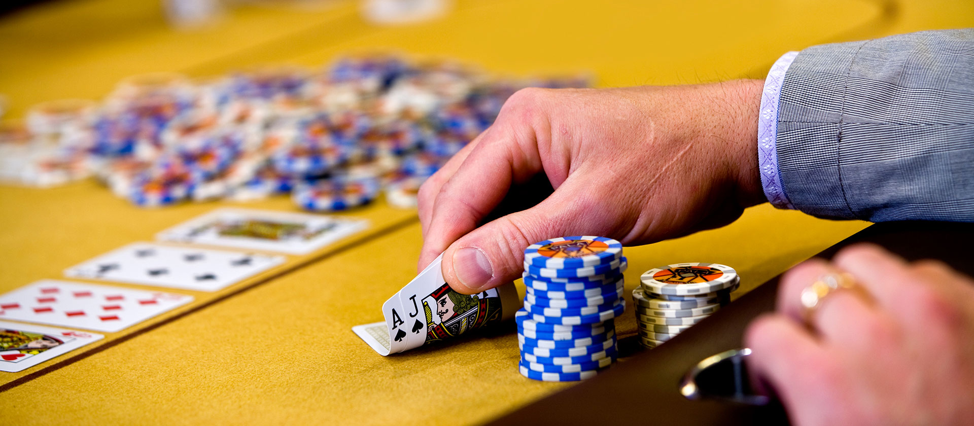 Obtain Rid Of Casino Troubles As Soon As And Also For All