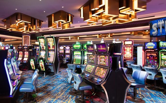 Top Six Quotes On Casino Game